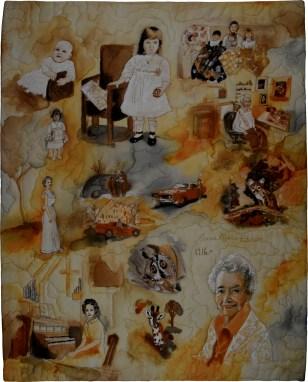 My Mom Anna Marie Peterson: Artist, Age 100