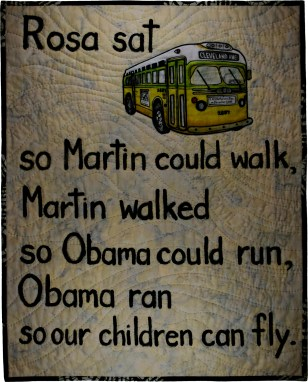It All Started on a Bus: Rosa Parks
