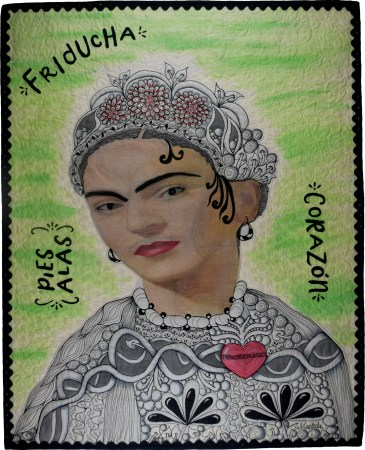 Frida Kahlo © Marisela Rumberg