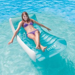 Inflatable Water Chairs For Adults Crate And Barrel Dining 10 Best Swimming Pool Loungers 2019 - Top Floating