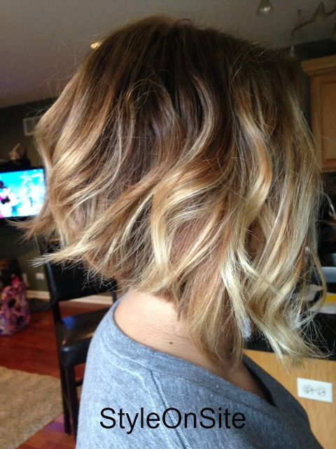 Image Result For Short Bob With Long Layers