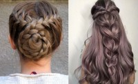 Cute Braids For Long Hair