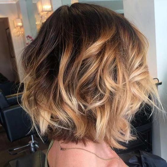 40 Best Short Hairstyles For Thick Hair 2019 Short