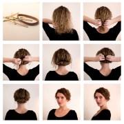 easy step hair tutorials