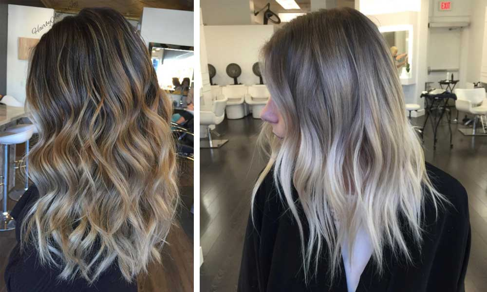 10 Blonde Brown Amp Caramel Balayage Hair Color Ideas You