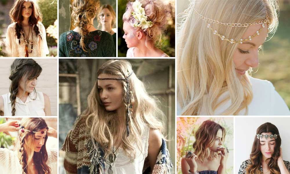 11 Beautiful Bohemian Hairstyles Youll Want To Try Her