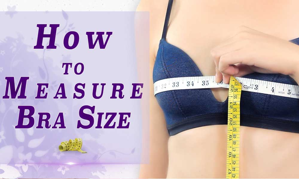 How to Measure Yourself for a Bra Correctly  Her Style Code