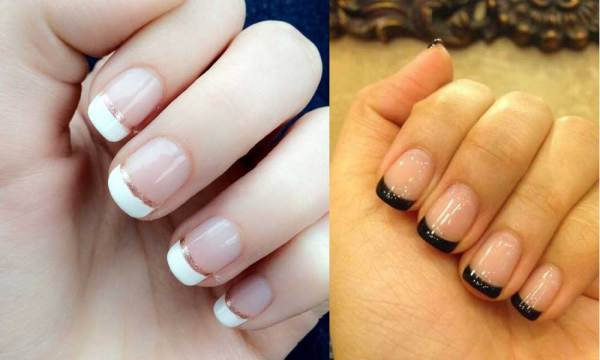How to Achieve Flawless DIY French Tips 30 French