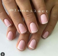 How to Achieve Flawless DIY French Tips - 30 French ...