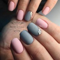 30 Stunning Manicure Ideas for Short Nails 2018 - Short ...