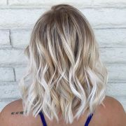 stunning balayage hair color