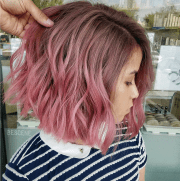 hottest short ombre hairstyles