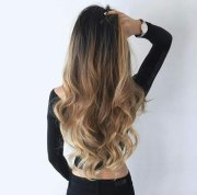 trendy ombre hairstyles 2019