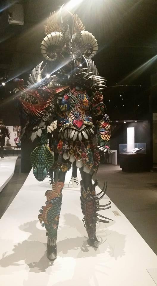 World of Wearable Art Inkling