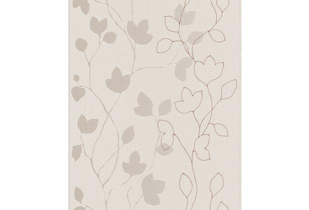 Rasch Tapete beige braun silber 770230  Hertiede