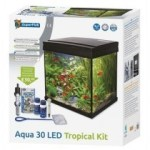 Aqua tropical kit led zwart 30 ltr in rhenen