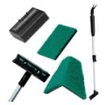 Ferplast cleaning kit aquarium