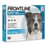 Frontline pipetten hond en kat