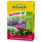 E/S Siertuin 2 kg €9,50 voor de tuin