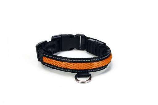 Halsband Licht Oranje