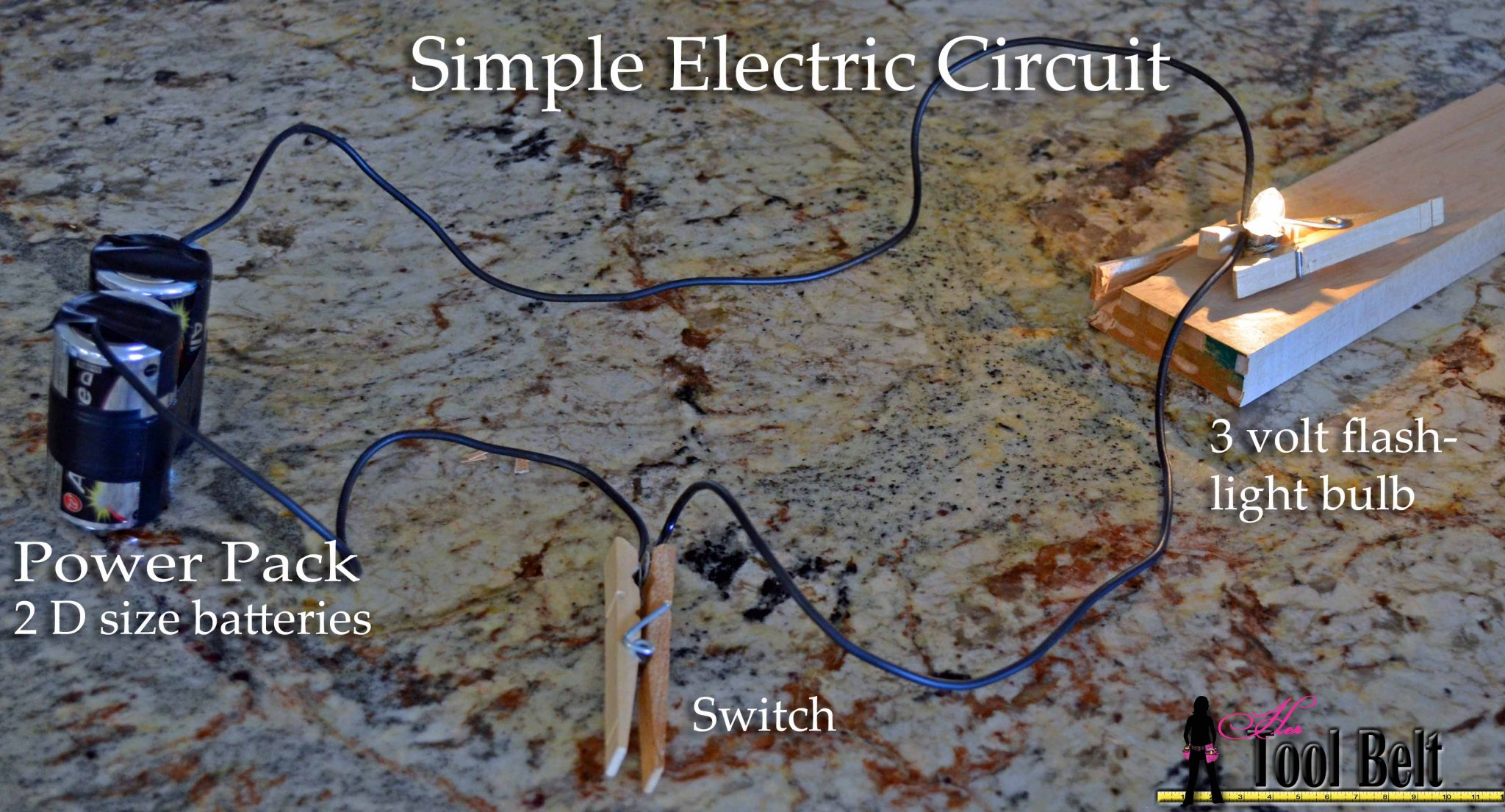 How To Draw An Electrical Circuit