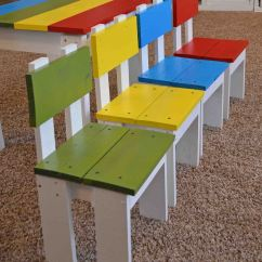 Little Kids Table And Chairs Kelsyus Beach Canopy Chair Simple Kid 39s Set Her Tool Belt