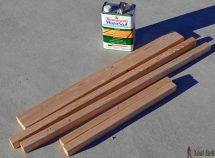 Hanging Gutter Planter And Stand - Tool Belt