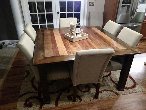 diy kitchen tables best countertops for kitchens every room in your home her tool belt can you believe these are all