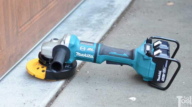 Water Problem   Garage Floor Grinding