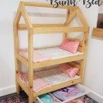 House Frame Doll Bunk Bed Plans Her Tool Belt