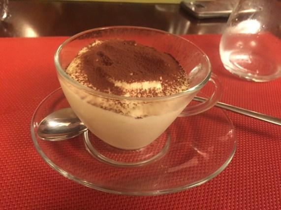 Cup of Tiramisu