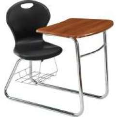 Chair Connected To Desk Cheap Sashes Student Desks Combo Tablet Arm Inspiration Xl Swivel Sled Base