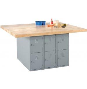 Maple Top Workbench
