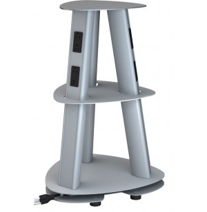 folding chairs for less chair cover hire hunter valley tripod portable power usb charging station eci-108, soft seating