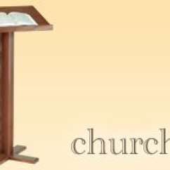 Portable Folding Chairs Baby Bathtub Chair Church Pulpits, Podiums, Pulpit Furniture &