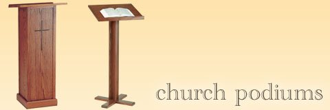 portable folding chairs drive shower chair weight limit church pulpits, podiums, pulpit furniture &