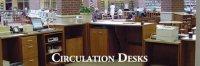 Library Circulation Desks, Reference Desks & Library Help ...