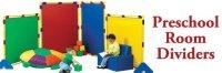 Preschool Room Dividers, Portable Partitions & Room Dividers