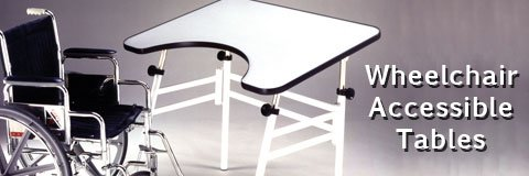 daycare tables and chairs sciatic nerve chair exercises wheelchair accessible tables, ada compliant & desks