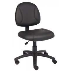 Chair Covers For Classroom Massage With Heat Armless Leather Task Boc-305, Teacher Chairs