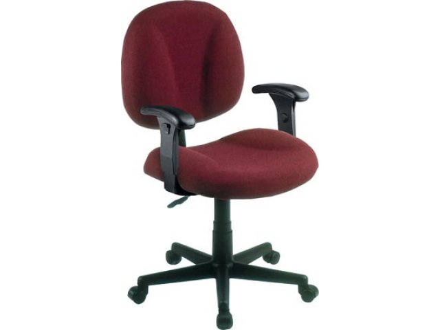 office chair with adjustable arms cowhide print accent secretarial task fmo 105aa computer