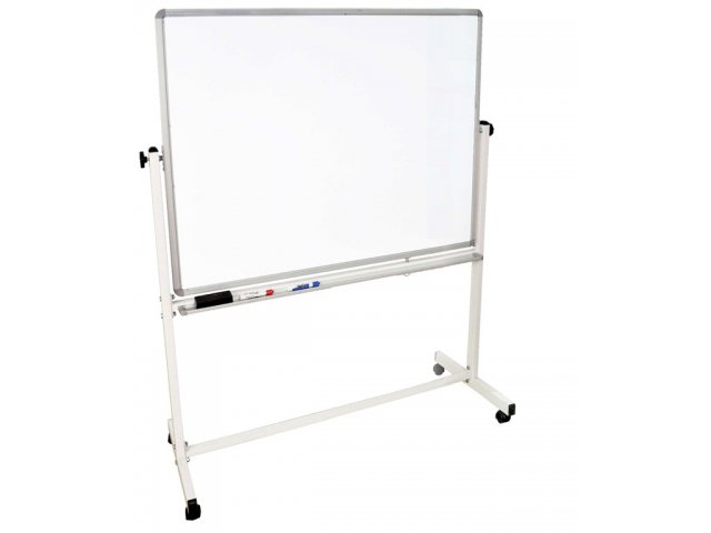Reversible Magnetic Whiteboard 48