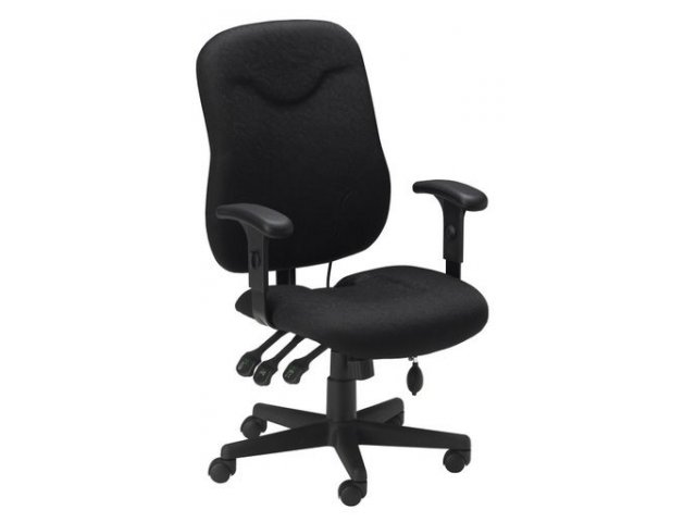 better posture office chair barrel accent ortho executive ort 9414 computer chairs