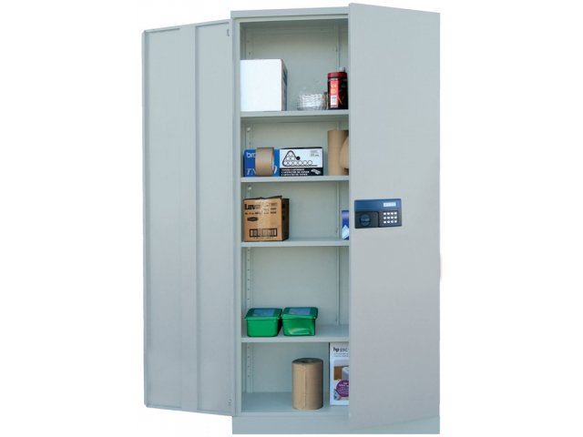 Steel Storage Cabinet with Digital Lock SEC7236 Metal