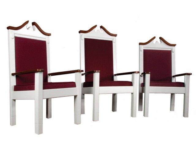 Side Pulpit Chair Colonial TCF820SC Pulpit Furniture