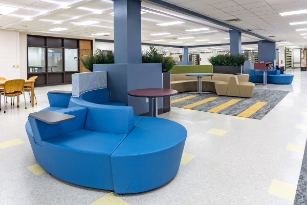 Soft Seating In Higher Ed
