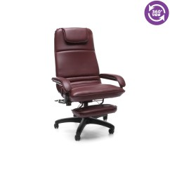 Office Recliner Chair Modern Sofa Power Rest Executive Ofm 680 Chairs