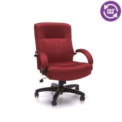 Tall Desk Chairs With Backs King Throne For Rent Big And Mid Back Executive Office Chair Ofm 711