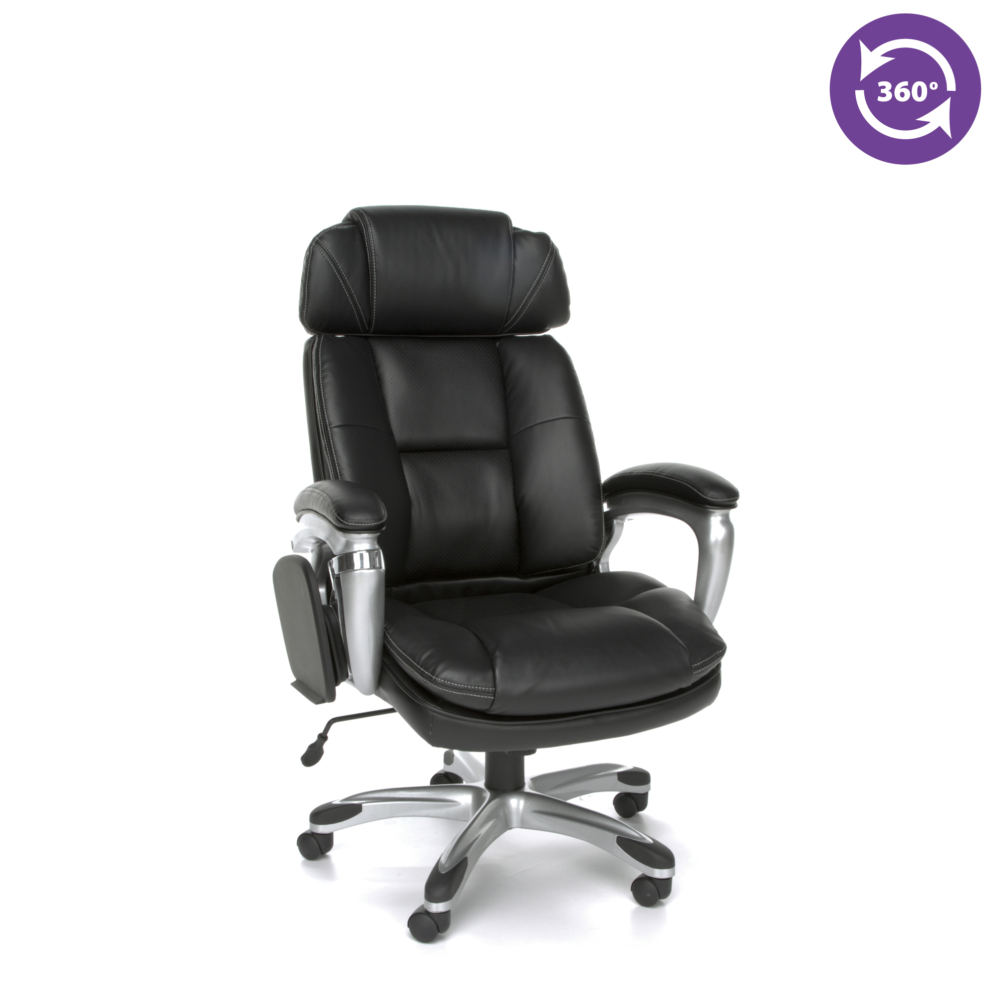 best office chair after spinal fusion old wooden folding chairs oro high back body bolster bonded leather executive