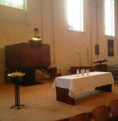 Avondmaal Hoflaankerk